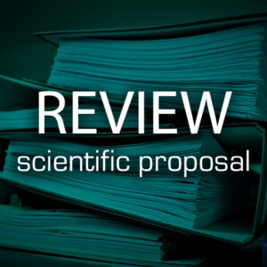 REVIEW a scientific proposal