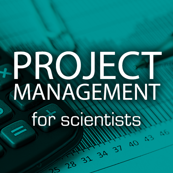project management for scientists